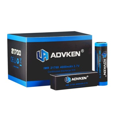 Advken 21700 Battery (1 pcs)