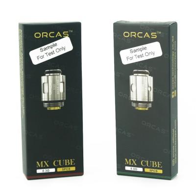 Orcas Mx Cube Coils (5 pcs)