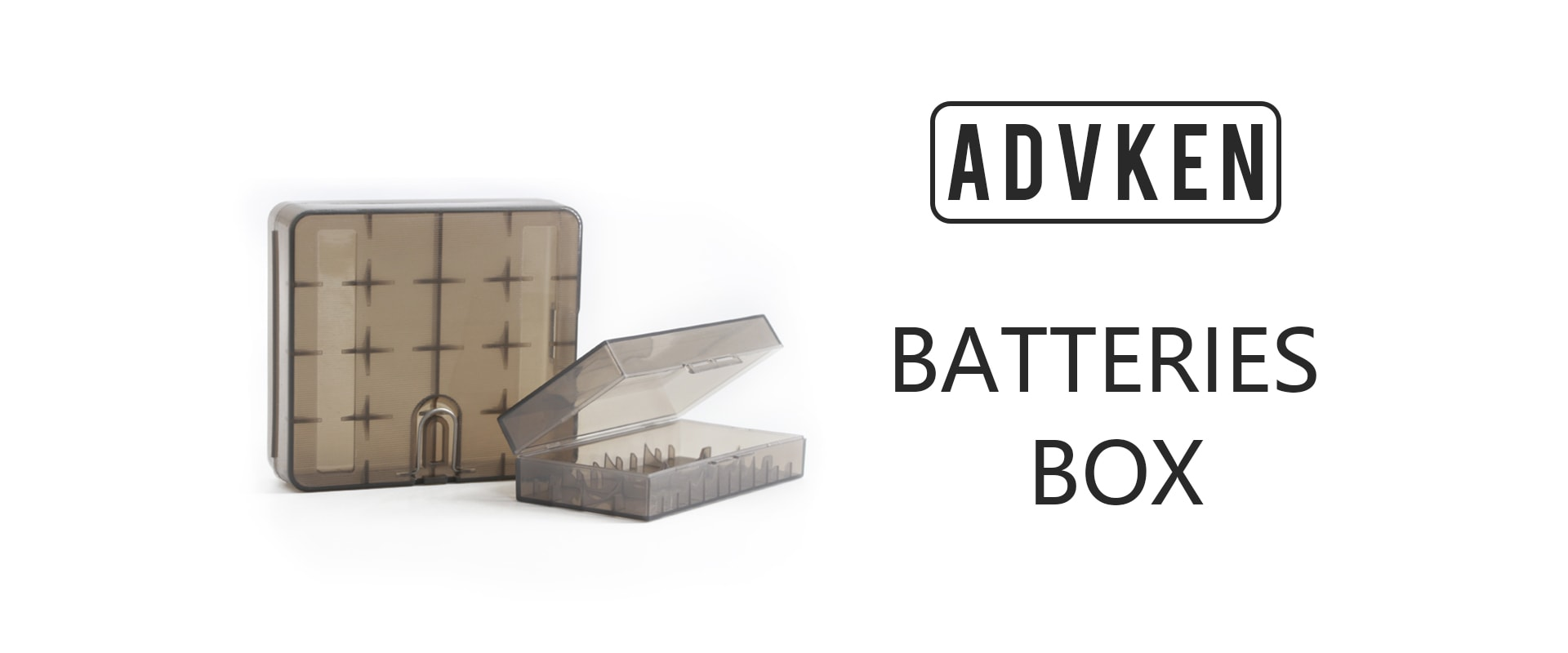 advken 18650 battery box